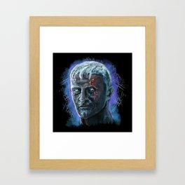 Roy Batty Framed Art Print