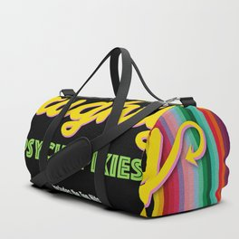 Naughty Psychopixies Duffle Bag