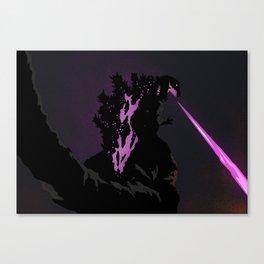 Shin Godzilla Canvas Print