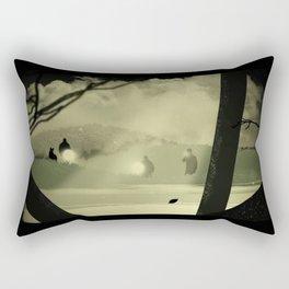 The Search Rectangular Pillow