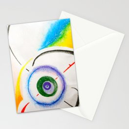 Dynamic Orbit Stationery Cards