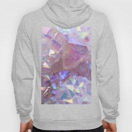 Pink Aura Crystals Hoody