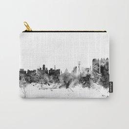 Calcutta (Kolkata) India Skyline Carry-All Pouch