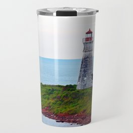 Lighthouse Cape Jourimain N-B Travel Mug