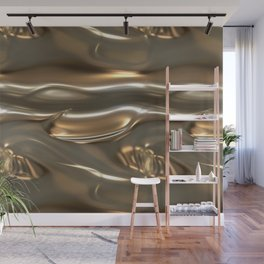 Gold Style Elegance Wall Mural
