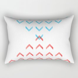 Momentum Tension Rectangular Pillow