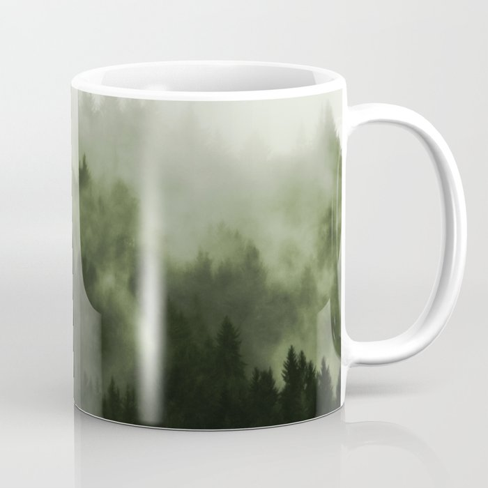 Drift - Green Mountain Forest Coffee Mug
