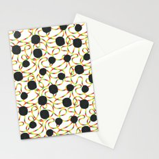 rainbow blackout Stationery Cards