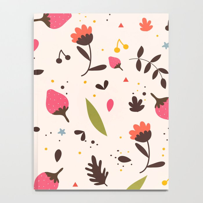 Sweet things Notebook