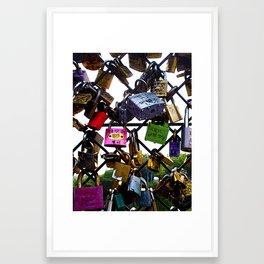 Lockdown I Framed Art Print