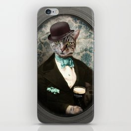 Lovely Day for a Guinness iPhone Skin
