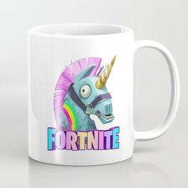 Unicorn Fortnites Coffee Mug