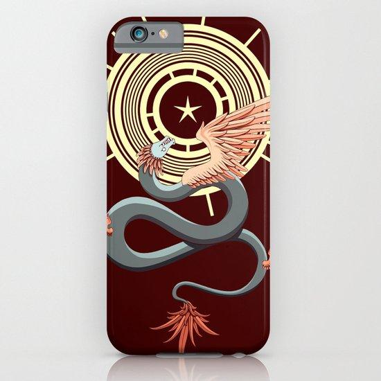 Quetzalcoatl iPhone & iPod Case
