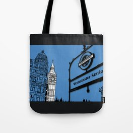 lonDRes cAPitale Tote Bag