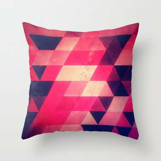 ryds Throw Pillow