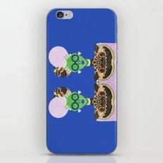 Moth Cheongsam iPhone & iPod Skin