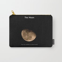 Mr. Moon Carry-All Pouch