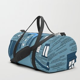 25 Durweston Street, London Duffle Bag
