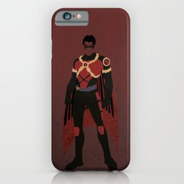 Red Robin iPhone Case