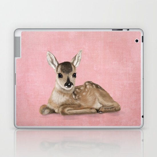 Small fawn Laptop & iPad Skin