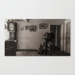 Photograpers Studio Canvas Print