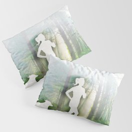 Forest Run Pillow Sham