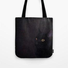 Black Cat - Prince Of Darkness Tote Bag