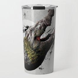 Angry Croc Travel Mug