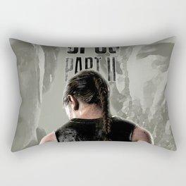 The Last of Us Rectangular Pillow