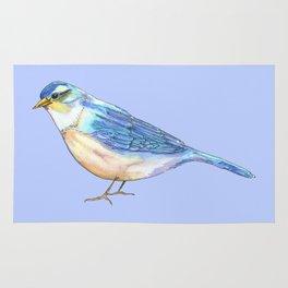 Bluebird of Happiness Rug