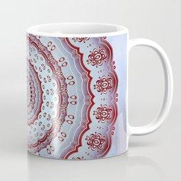 Pastel Shades Symmetries Coffee Mug
