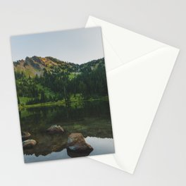 Sheep Lake - Pacific Crest Trail, Washington Stationery Cards
