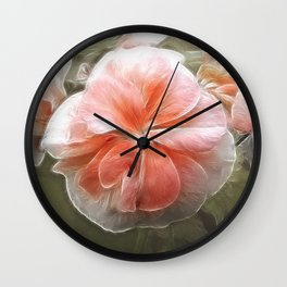 Busy and Beautiful Wall Clock