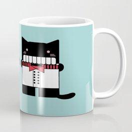 benito the cat Coffee Mug