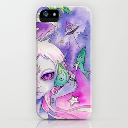 Song of the universe iPhone Case