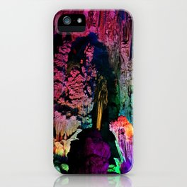 IDYLLIC FAIRYLAND // Reed Flute Cave, Guilin iPhone Case