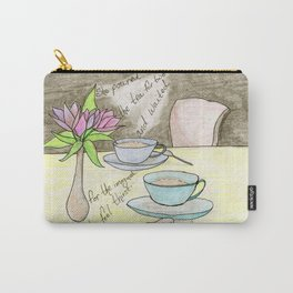 For Two Carry-All Pouch