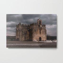 Chapel of Boa Nova Metal Print