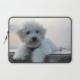Teddy At Sunset Laptop Sleeve