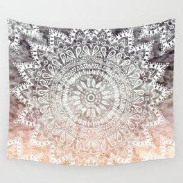 BOHEMIAN HYGGE MANDALA Wall Tapestry