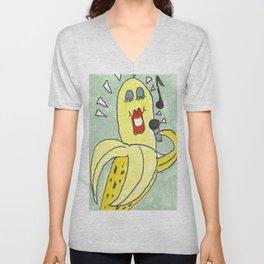 Cornish Banana Unisex V-Neck