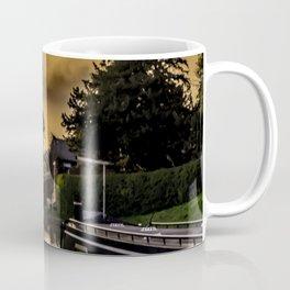 No Problem at Hillmorton Locks Coffee Mug