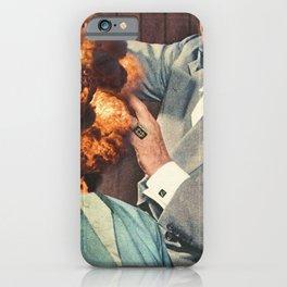 Magnifique Bouffant iPhone Case