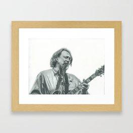 John Bell Framed Art Print