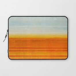 Yellowstone Orange Laptop Sleeve
