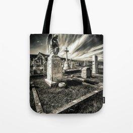 Great Orme Graveyard Tote Bag