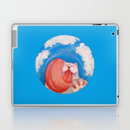 Round Kisa Laptop & iPad Skin