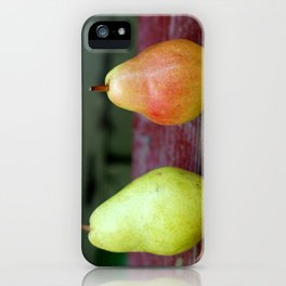 The Power of Three iPhone Case