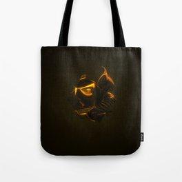 King Dark CatFish - The Heart Tote Bag