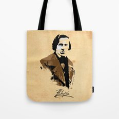 Frederic Chopin - Polish Composer, Pianist Tote Bag